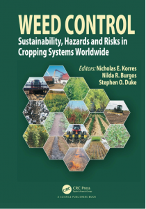 Weed control book