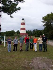 2008 Sapelo lighthouse