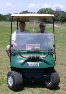 Joe and Rick on Sapelo 2013