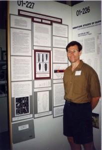Joe at ICE Florence 1996
