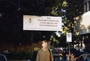 Joe at ICE Florence 2 1996