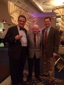 Wheeler inauguration Quentin Chuck Triplehorn and Joe 2014 2