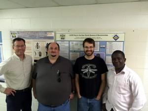 floyd visits lab 2015