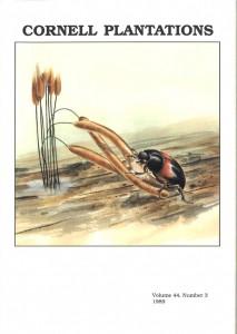 Cornell Plantations cover