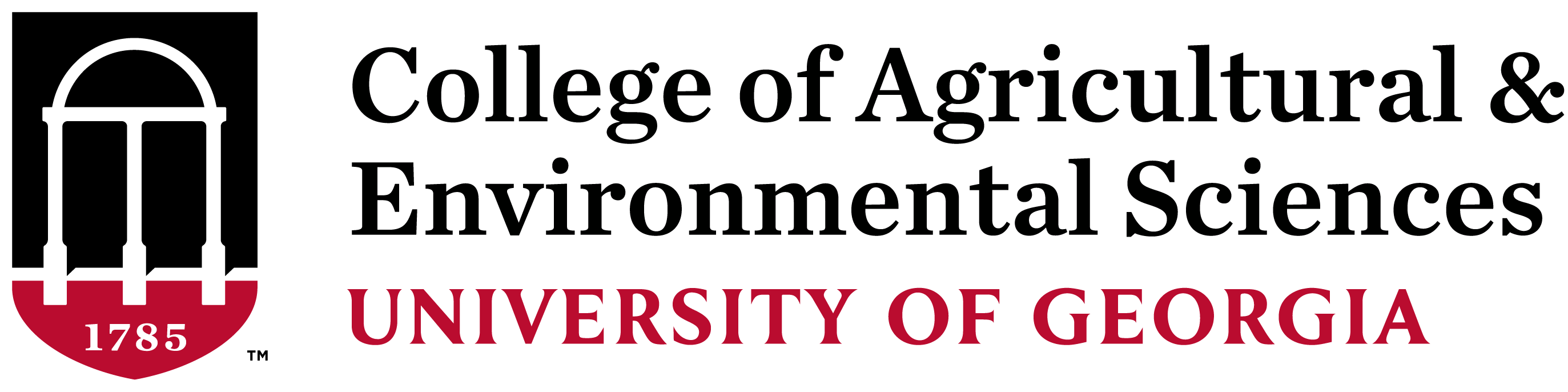 College of Agricultural and Environmental Sciences Logo