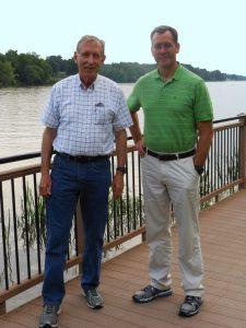 Art Benke and Joe McHugh - full length- Tuscaloosa June 2014-001