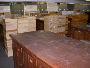 UGCA consolidation moving day stacks of drawers-001